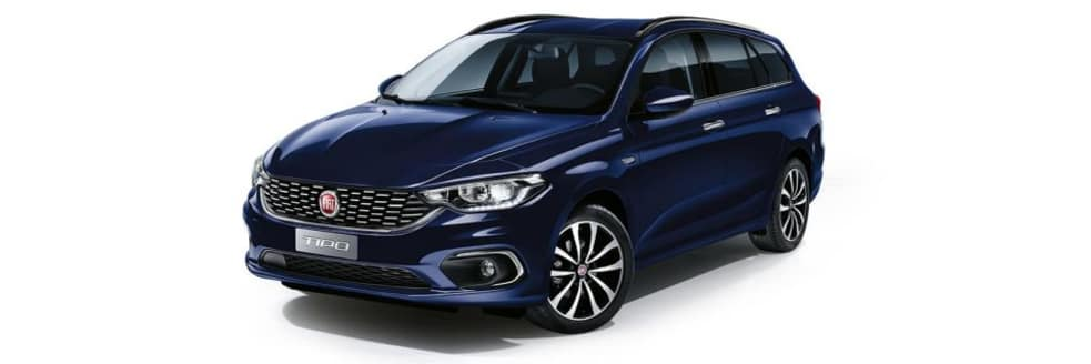 Fiat Tipo SW: On board