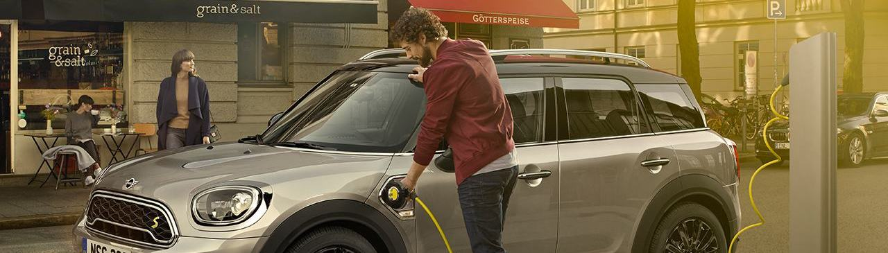 INTRODUCING THE MINI COUNTRYMAN PLUG-IN-HYBRID