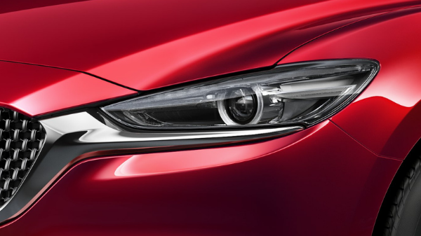 Mazda6 Saloon Headlights