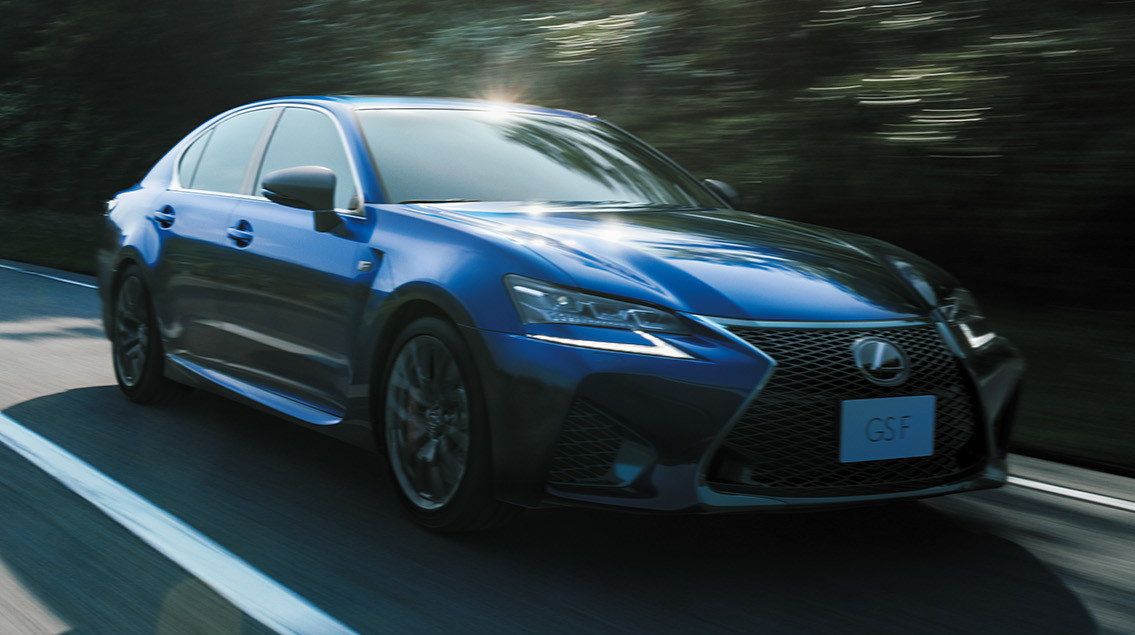 Gs Auto Sales >> Buy The New Lexus GS F 2020 In The United Arab Emirates
