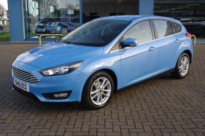 Ford Focus Dr Zetec Touch Screen