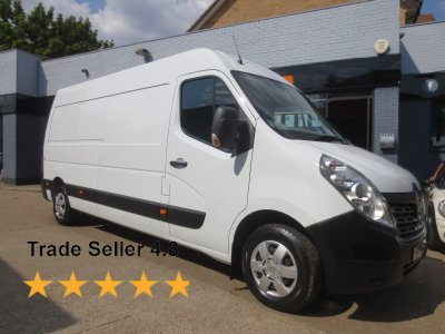 Used Vans For Sale - North London - Hertfordshire