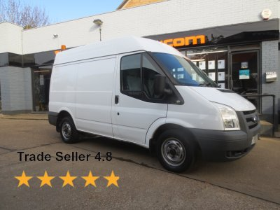 c432eace7d Ford Transit T280 2.2TDCi 85ps SWB Medium Roof A C