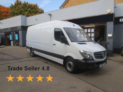563507d1f53c59 Mercedes-Benz Sprinter 313 2.2CDi 129ps LWB High Roof  E Pack