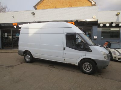 962cf7a3c1 Vehicle Details · Watford Vans · miles from · Trade Sales Videos1 Images12  · Ford Transit 350 2.2TDCi 125ps LWB HR E W