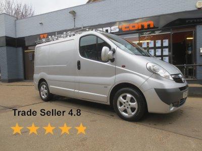 74c9a04e60d299 Used Vauxhall Vans