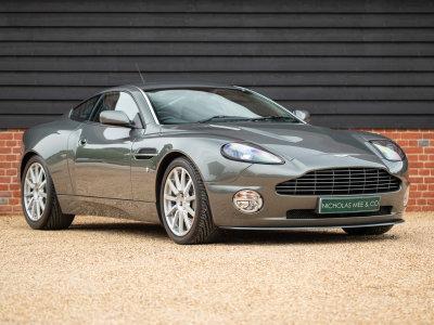 Aston Martin Specialists Nicholas Mee Co