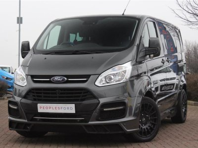 73a91af771 Ford Transit Custom M-Sport Double Cab-In-Van 2.0 TDCi 170 PS