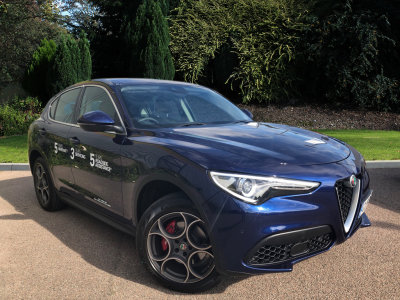 Used Alfa Romeo Stelvio Maidstone Lipscomb Alfa Romeo