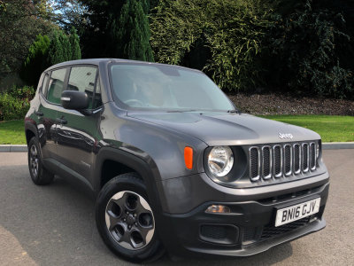 jeep renegade user manual uk
