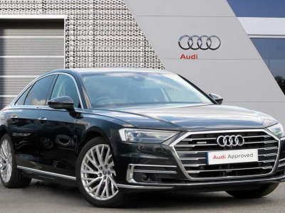 Used Audi A8 For Sale Marshall Audi