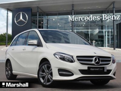 Used Mercedes-Benz B-Class For Sale | Marshall