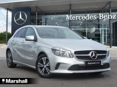 Used Mercedes-Benz A-Class For Sale | Marshall Mercedes-Benz