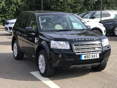 Used Land Rover Freelander For Sale | Marshall Land Rover