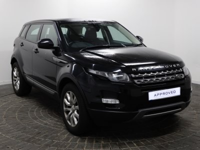 Used Range Rover Evoque For Sale | Marshall Land Rover