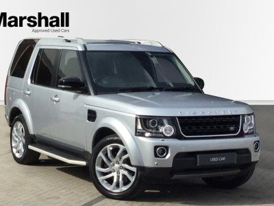 Used Land Rover Discovery For Sale | Marshall Land Rover