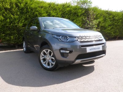 Used Land Rover Discovery Sport For Sale | Marshall