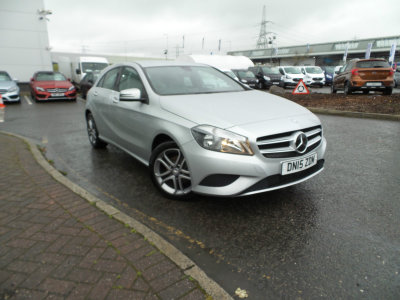 Used Mercedes Benz A Class For Sale Marshall Mercedes Benz