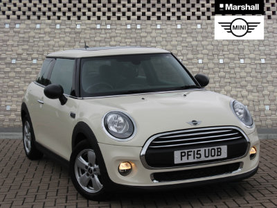 Approved Used Mini Cars For Sale Marshall Mini