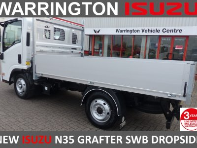 New Used Commercial Vehicles Cheshire Warrington Vehicle Centre