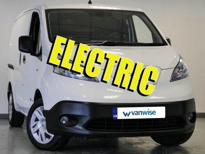 5d50d4e0de Nissan e-NV200 Acenta Rapid Plus Van Auto