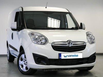 52539c84e27b54 Vauxhall Combo L1 H1 2000 1.3 CDTI 16V H1 Sportive Van