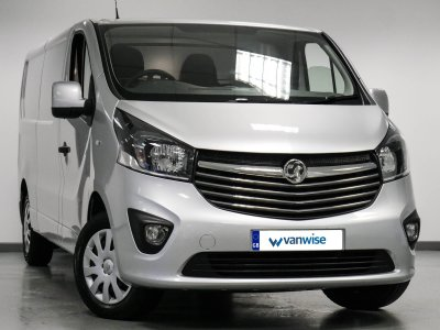 81895ce5cf9769 Vauxhall Vivaro L1 H1 EURO 6 2900 1.6CDTI 120PS Sportive H1 Van