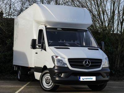 68a10c1808 Mercedes-Benz Sprinter EURO 6 LUTON TAIL LIFT 500KG 13FT 3INS DEL 3.5t