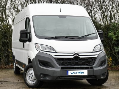 507fe24fbe8956 Citroen Relay L4 H2 EURO 6 2.0 BlueHDi H2 Van 130ps Enterprise