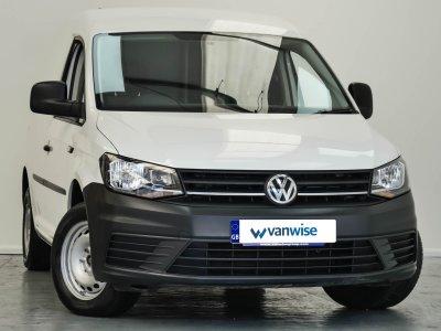 7f09d8b0e2e421 Volkswagen Caddy 2.0 TDI BlueMotion Tech 75PS + Startline Van