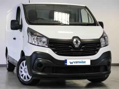 905673add5 Renault Trafic SWB LR EURO 6 SL27 dCi 120 Business Van