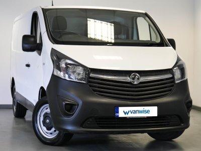 4e747702cf Vauxhall Vivaro L1 H1 EURO 6 2700 1.6CDTI 120PS H1 Van