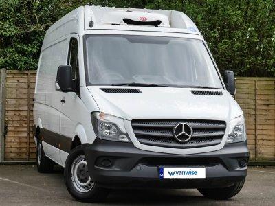 43785db08f Mercedes-Benz Sprinter MWB EURO 6 3.5t REFRIGERATED