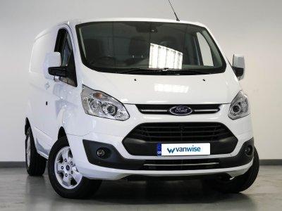 5ad1b5e3d1 Ford Transit Custom L1 H1 EURO 6 2.0 TDCi 130ps Low Roof Limited Van
