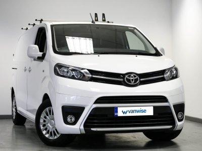 2cd2b04892 Toyota Proace L1 H1 EURO 6 1.6D 115 Comfort Van