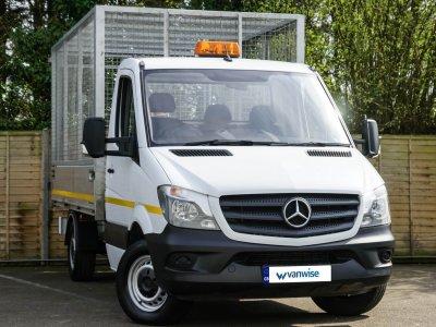 05cf405f36 Mercedes-Benz Sprinter MWB EURO 6 TIPPER 3.5t Chassis Cab