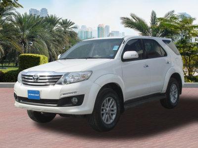 Used Toyota Fortuner For Sale Al Futtaim Automall
