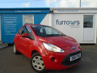 Ford Ka Edge S S Supplied By Us New And Great Value For