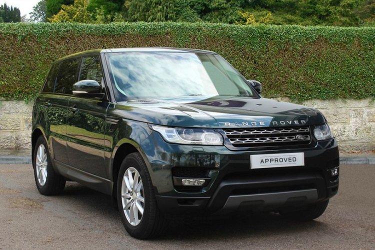 Land Rover Retailer, Sturgess, Leicester