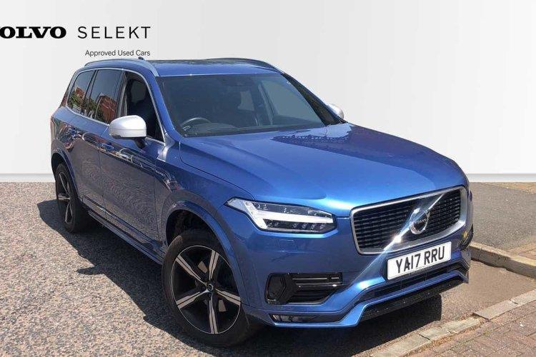 Volvo Dealer   Leicester   Sturgess Volvo