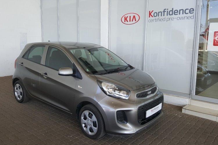 KIA Konfidence | Find Approved Used KIA Cars
