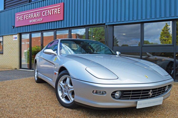 The Ferrari Centre Maidstone Kent Kent High Performance Cars