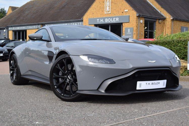 Used Aston Martin Prestige Cars Banbury Oxfordshire TH Boler - Aston martin 117