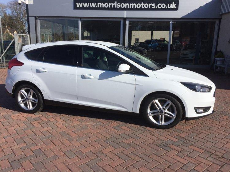 Used Cars Aberdeenshire Morrison Motors