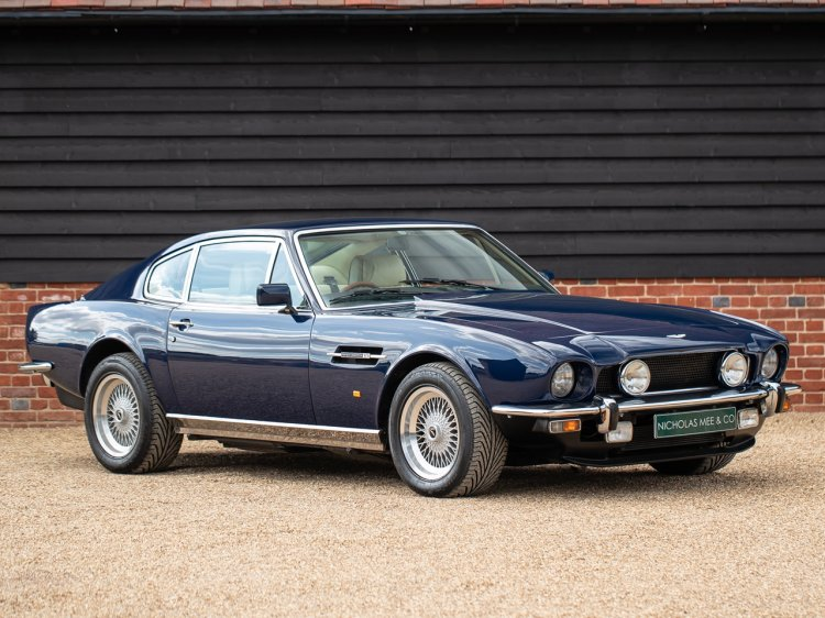 Aston Martin Specialists Nicholas Mee Co - Classic aston martin for sale