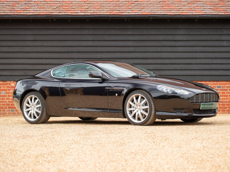 Aston Martin Specialists Nicholas Mee Co - Aston martin pictures