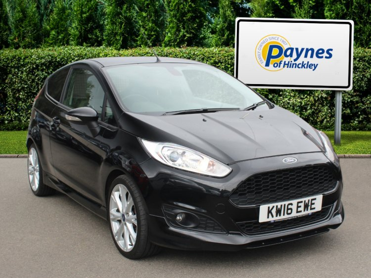 Ford Car And Van Dealer In Hinckley Leicestershire Paynes