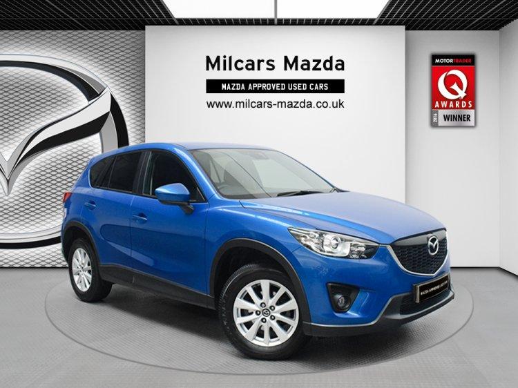 Mazda Mazda CX 5 2.2d SE L Nav 5dr AWD Auto