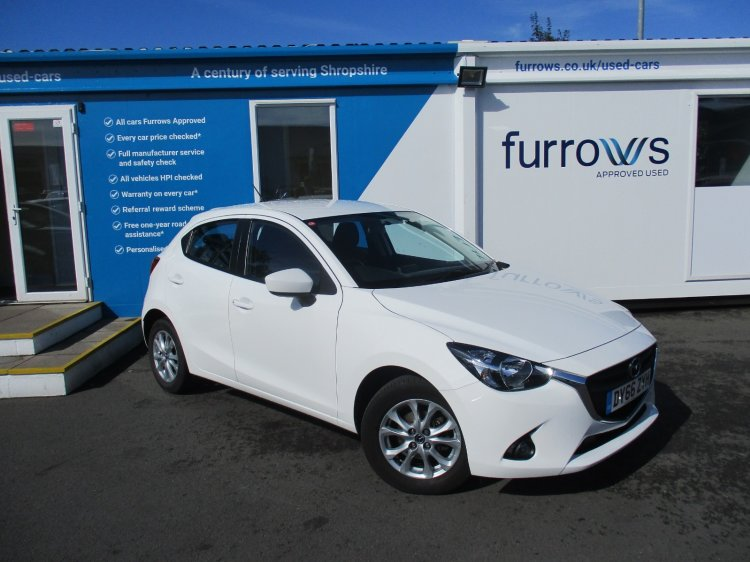 find your perfect used mazda2 | furrows mazda | shrewsbury