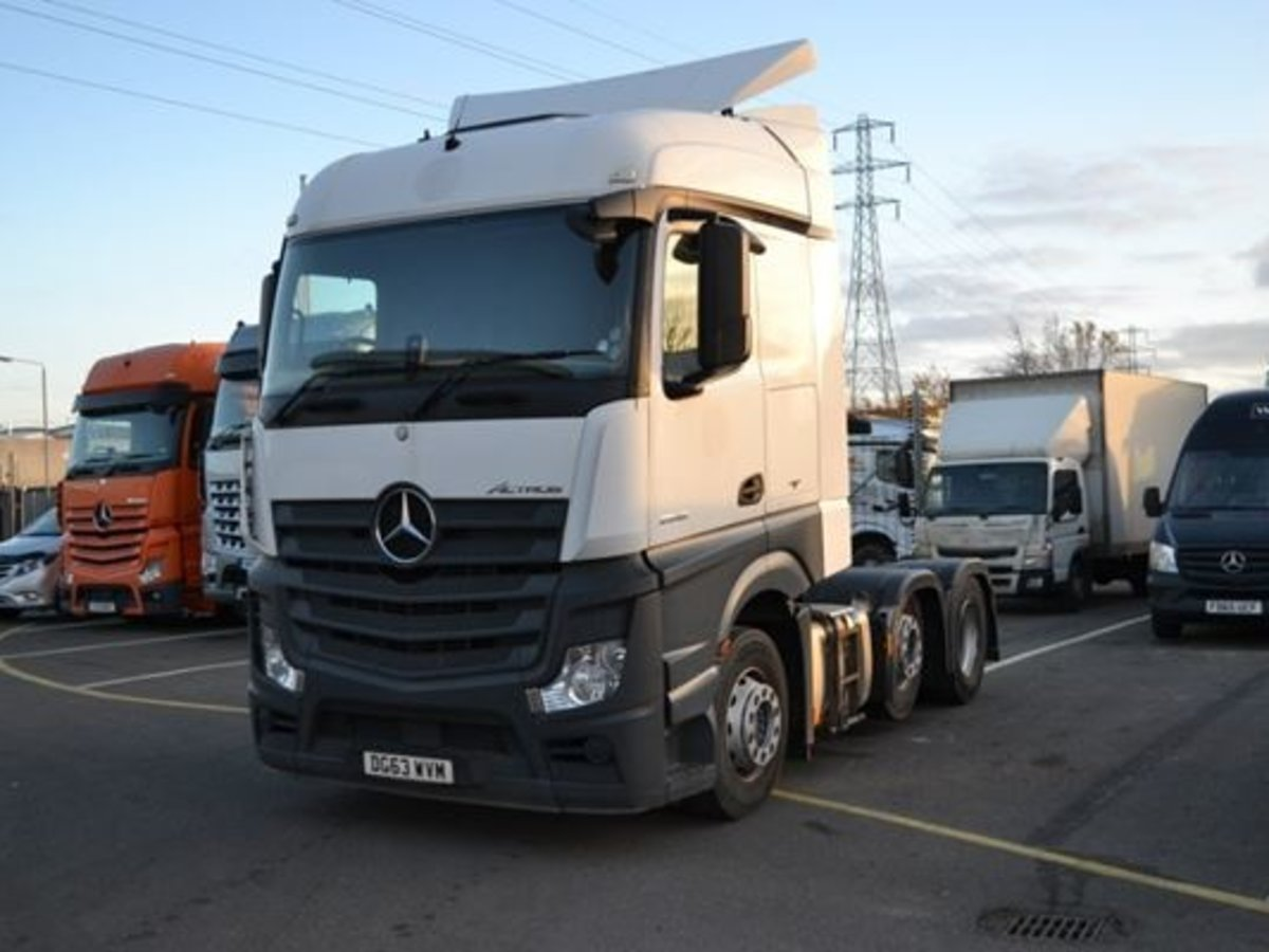 Used Mercedes-Benz Truck Search | Mercedes-Benz co uk